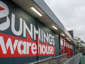 Bunnings' awkward 'f**k it' sign fail