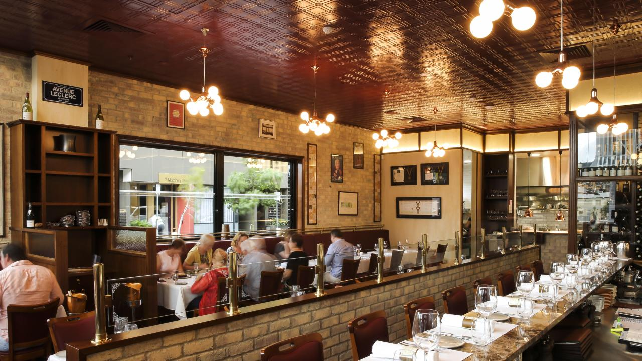 Qweekend restaurant review: Montrachet