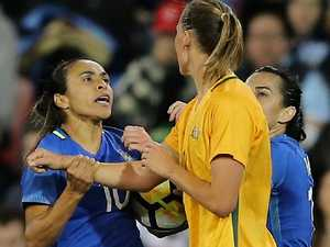 Matildas to renew Brazil rivalry on biggest stage