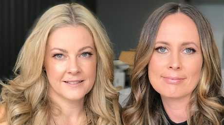 Peta and Jain founders Jane Da Silva (left) and Peta Wessell are making millions despite only launching their label in July 2017. Picture: Supplied