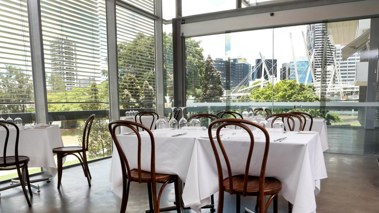 Queensland Taste restaurant review of GOMA Restaur