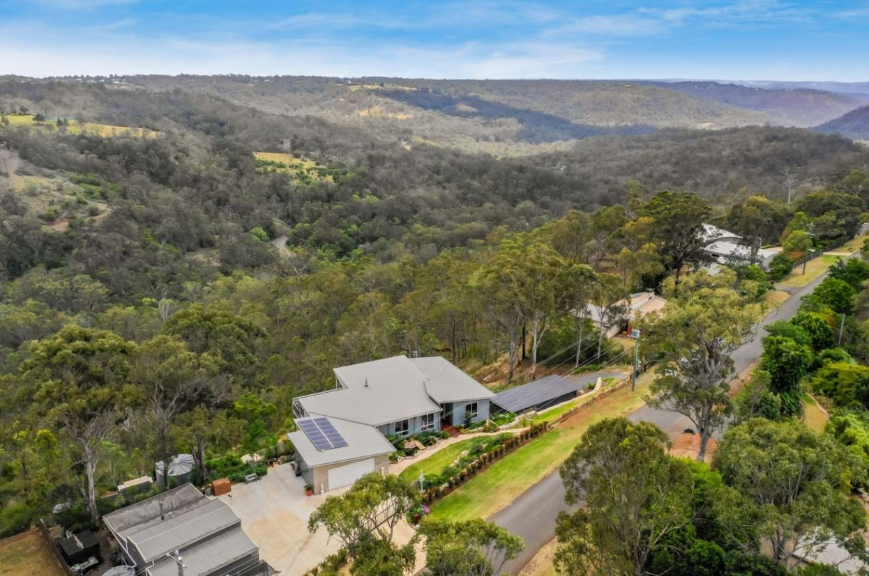 12 Vayro Rd, Blue Mountain Heights, is for sale.