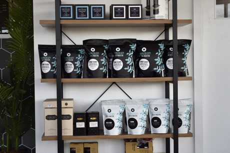 Sleepless City Coffee Roasters now in Stenner St. December 2018