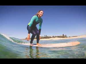Doco captures Coast surf mums' epic journey