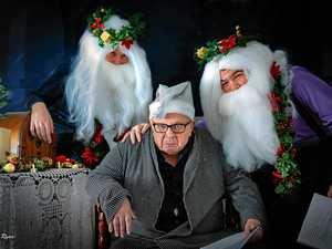 Classic Christmas tales meet radio