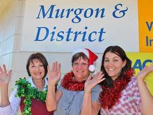Murgon Christmas Fair Committee keeps busy
