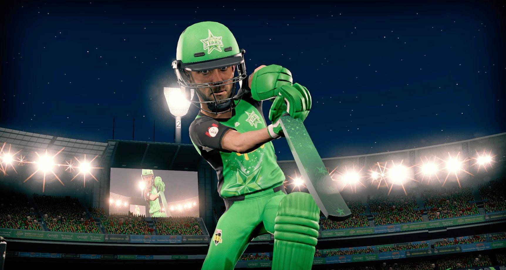 Aussie company creates Twenty20 cricket game for consoles
