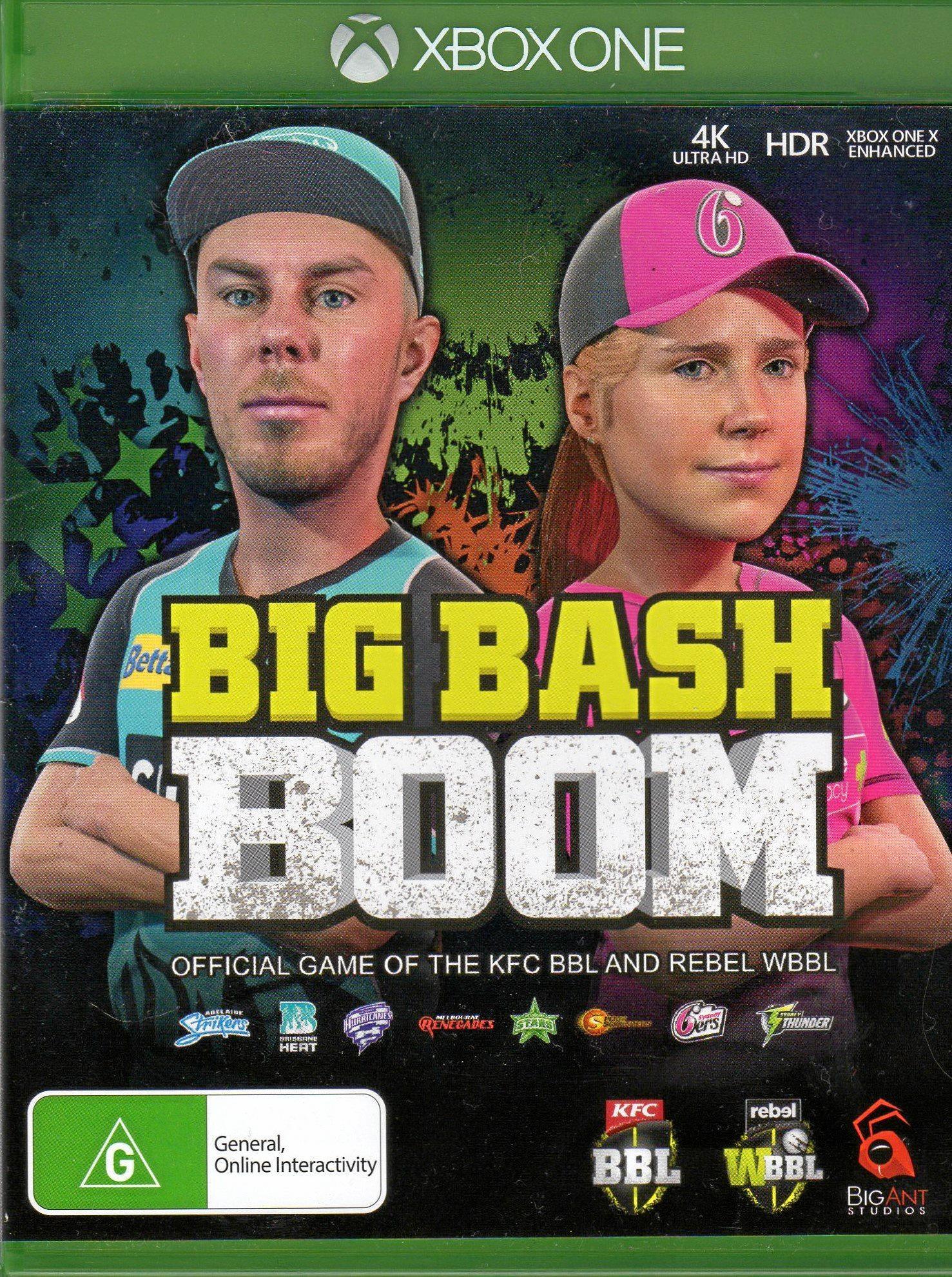 Cricket fans will enjoy the new arcade Twenty20 game.