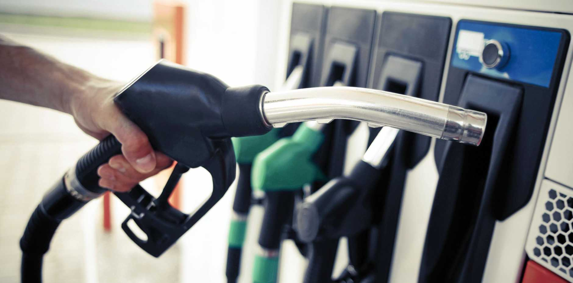 FAIR PRICES: A Broadwater petrol station has decided to drop its prices to being