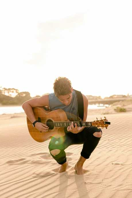Taylor Henderson is playing in Gympie this New Year's Eve