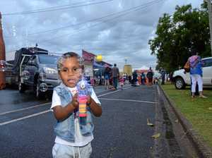 The Murgon Christmas Fair hopes for clear skies