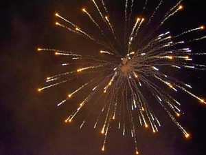 Fireworks injury: Woman hurt at Lismore carols