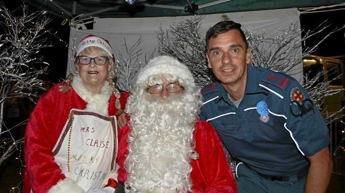 Christmas comes early at Tara Ambulance Carnival