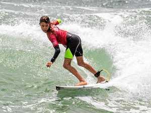 Juniors shine in Coast surf