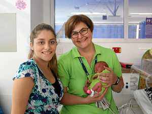 Mackay neonate nurse earns nurse practitioner qualification