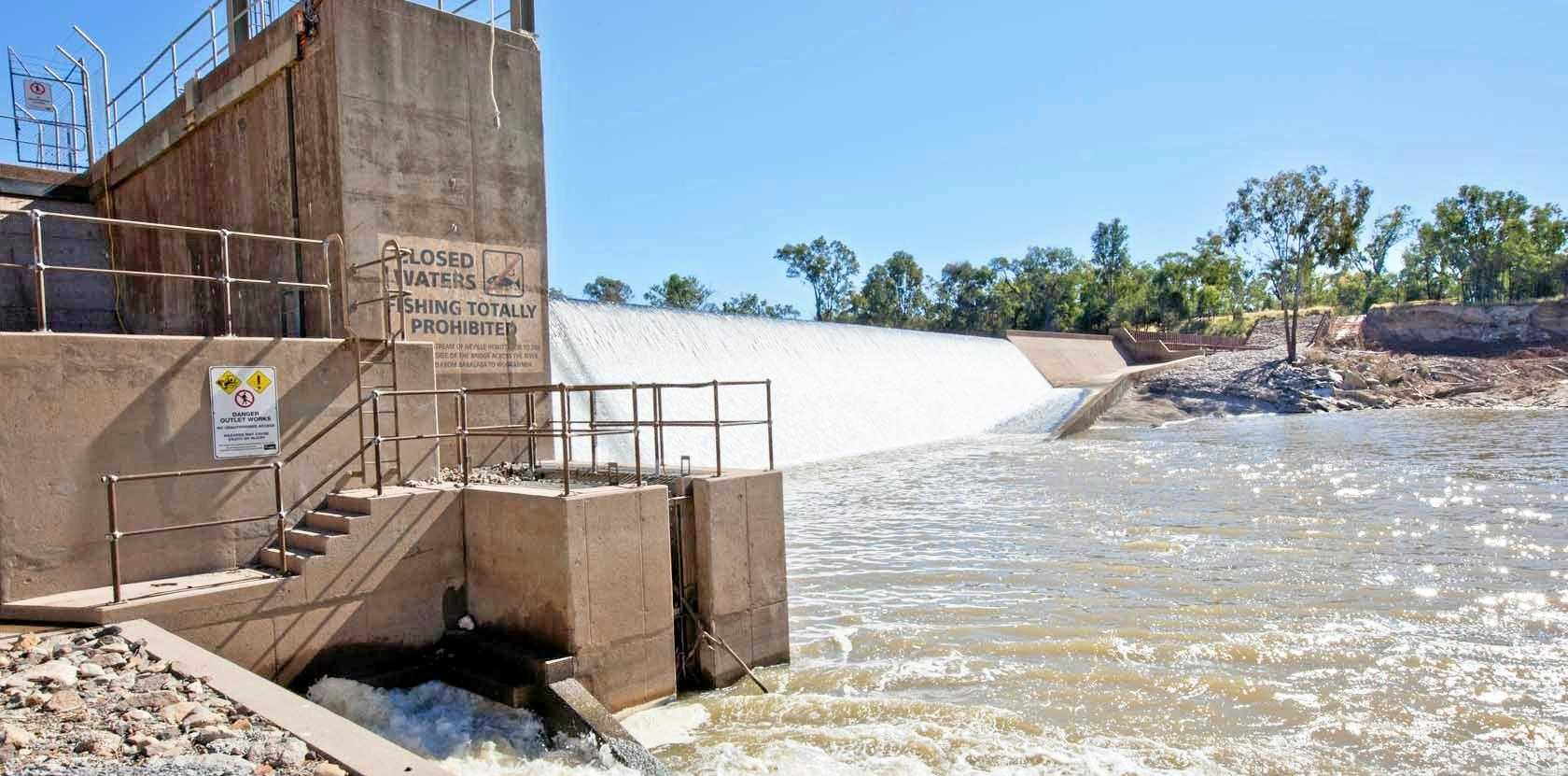 The Queensland Government is encouraging regional Queenslanders to be aware of safety risks surrounding low-level dams..