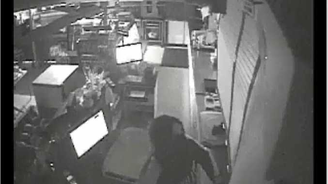 Crooks target 14 businesses in break-ins across region