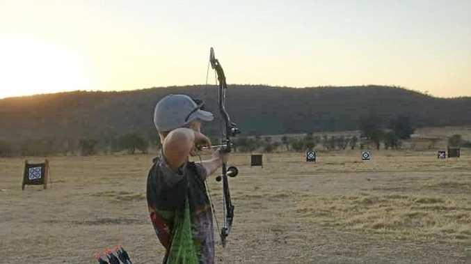 Stanthorpe archer on world stage