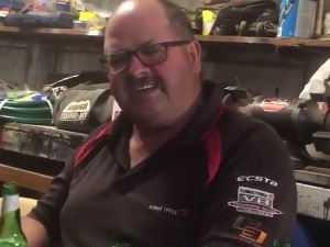 Aussie bloke pens catchy tribute to Slim Dusty