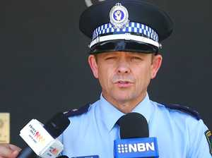 Police address media after double fatality