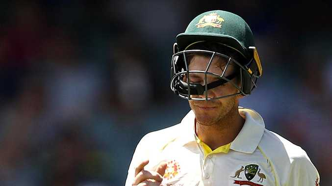 Australia will be sweeting on the fitness of Tim Paine. Picture: Getty