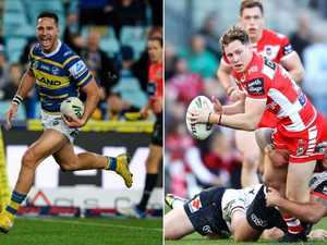 Norman to Dragons heats up as Knights snare Mann