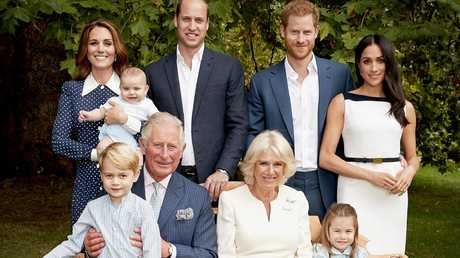The rumours could tarnish the entire royal brand. Picture: Chris Jackson/Clarence House via Getty Images