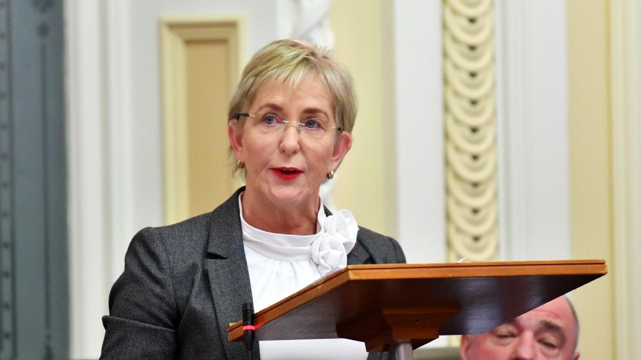 Mudgeeraba MP Ros Bates. (AAP Image/Darren England)
