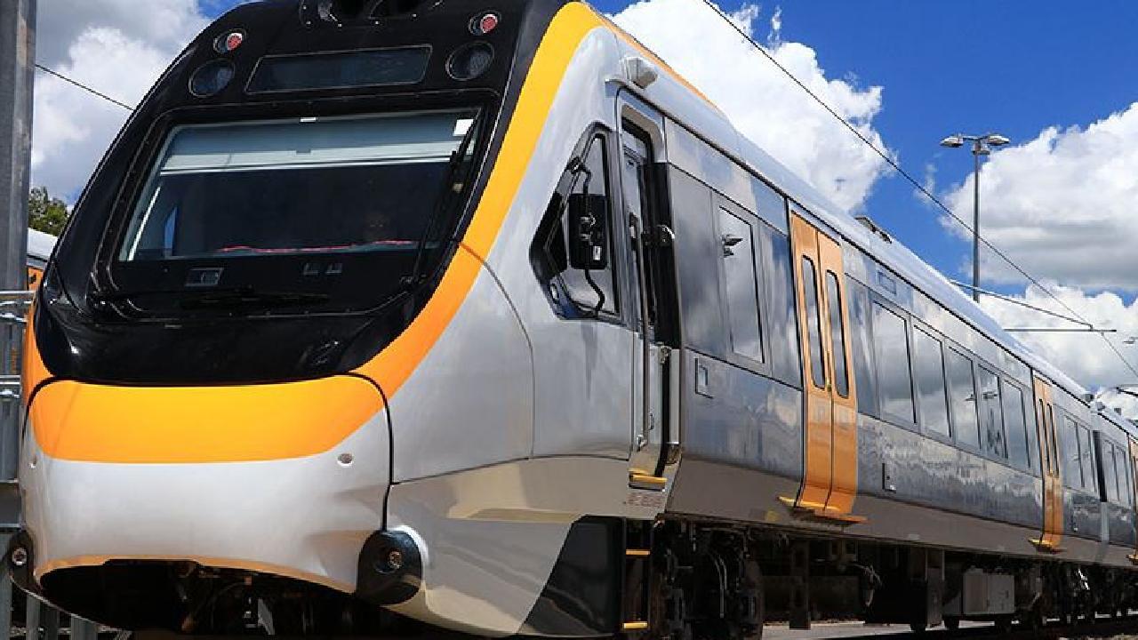 Queensland Rail New Generation Rollingstock NGR trains