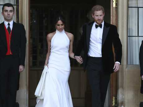 Thomas Markle did not attend Harry and Meghan's nuptials last May. Picture: AP