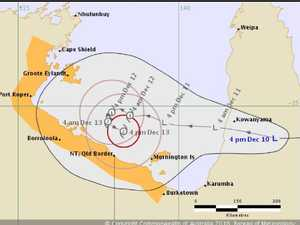 Bureau issues tropical Cyclone Watch