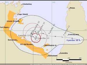 Bureau issues tropical Cyclone Watch