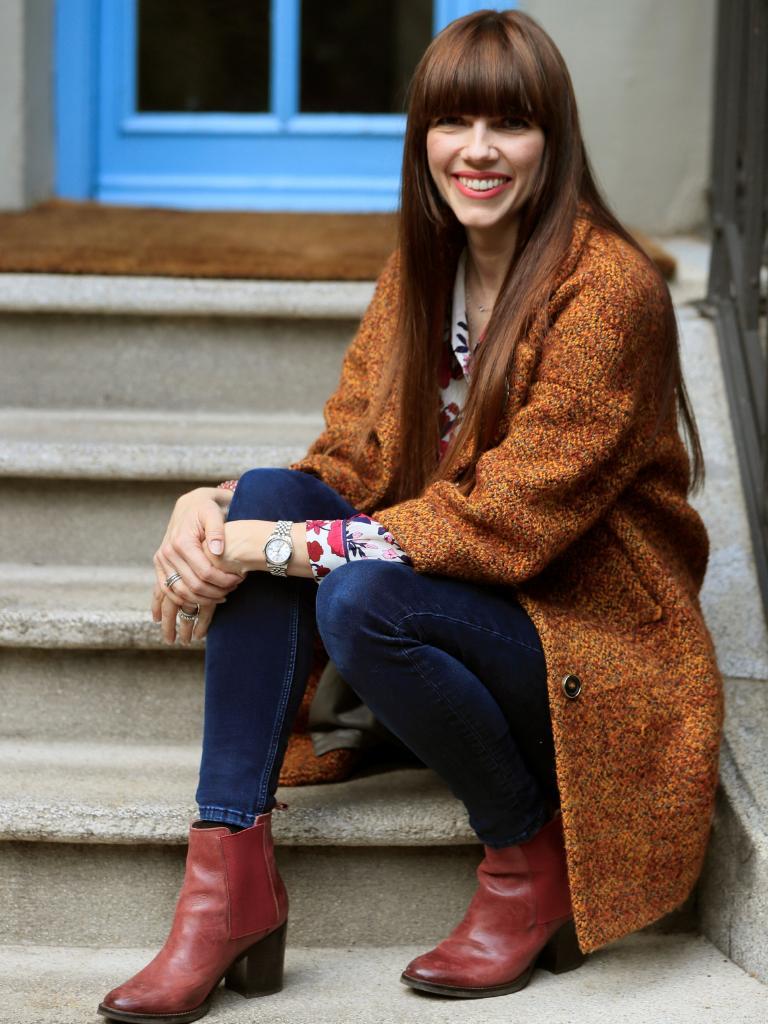 Kate Morton. Picture: EPA/Fernando Alvarado