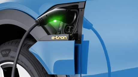 One of the main gripes with electric cars is the recharge time.