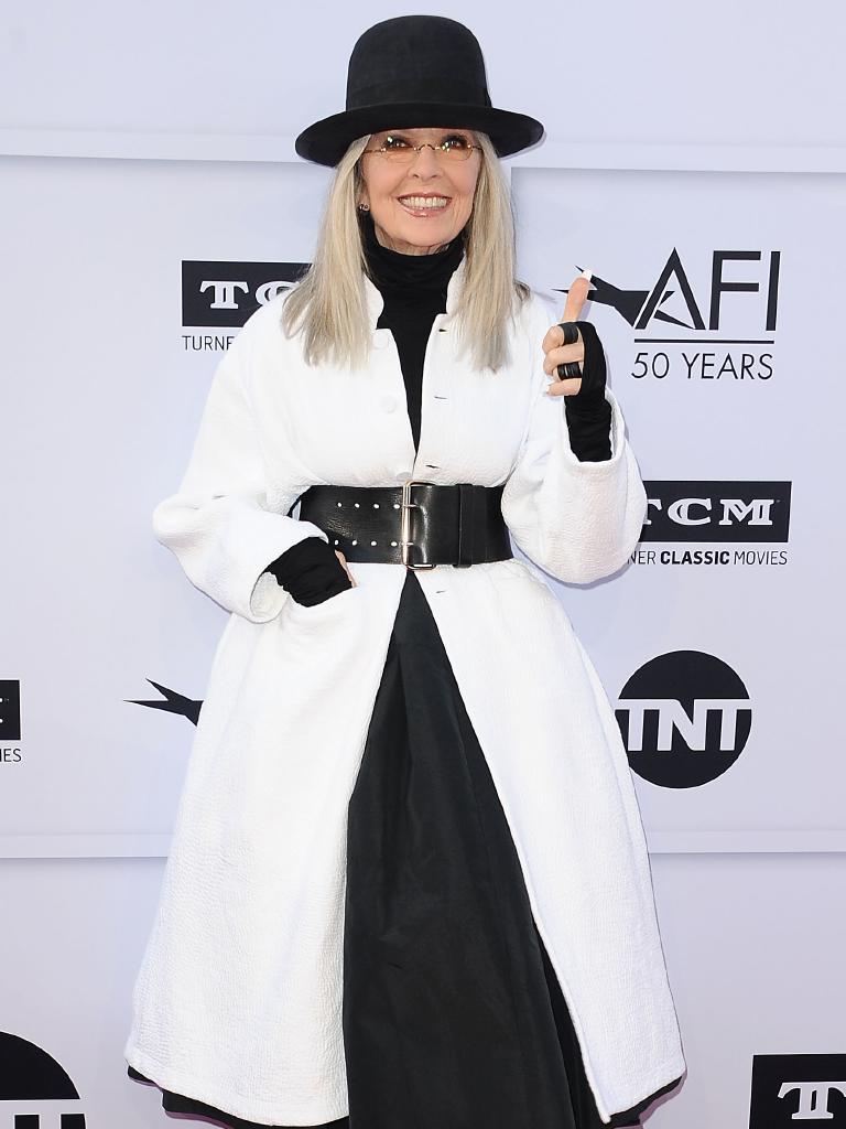 Diane Keaton. Picture: FilmMagic