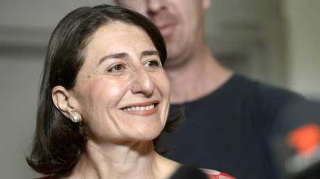NSW Premier Gladys Berejiklian will take a number of steps to improve safety at festivals this summer. Picture: AAPImage/Jeremy Piper