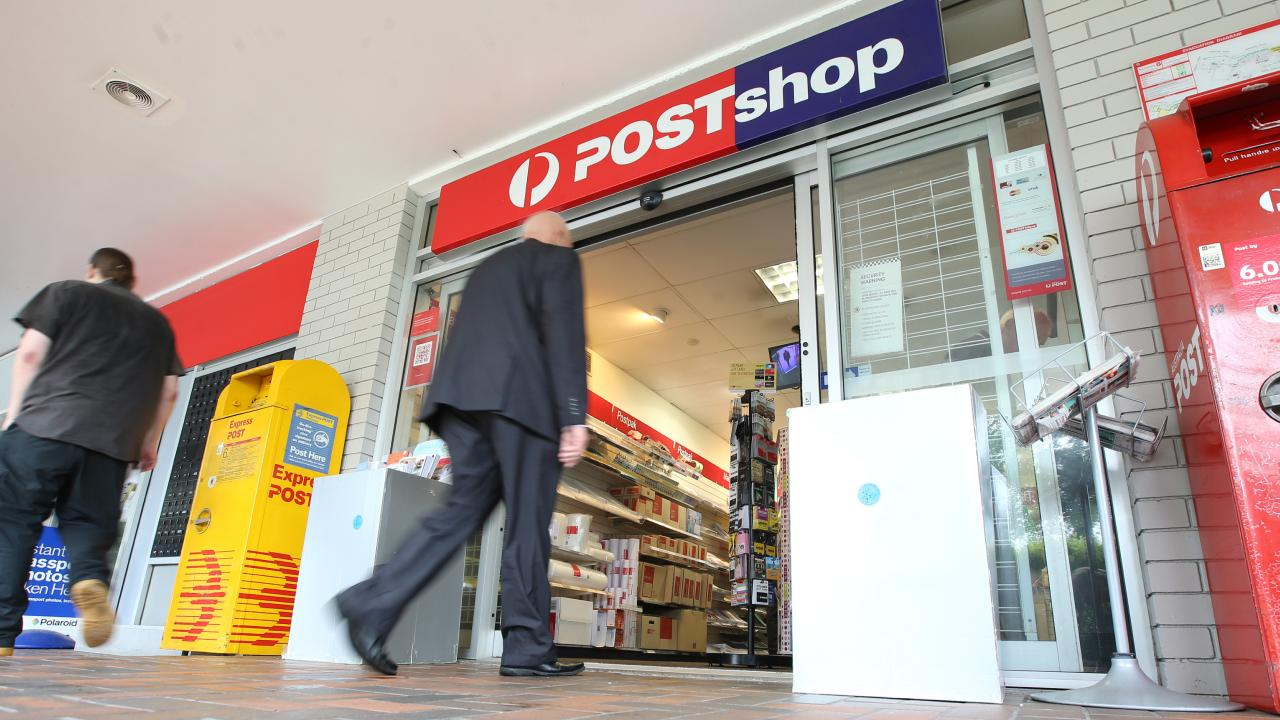 Australia Post has been recruiting influencers to make sponsored posts. Picture: AAP Image/Jono Searle