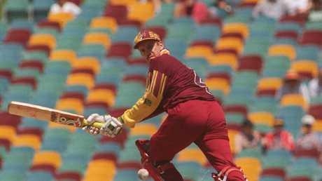 Stuart Law in action for Queensland in 1995.