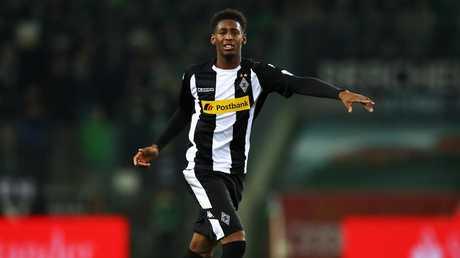 Oxford has already had a successful spell with Borussia Monchengladbach.