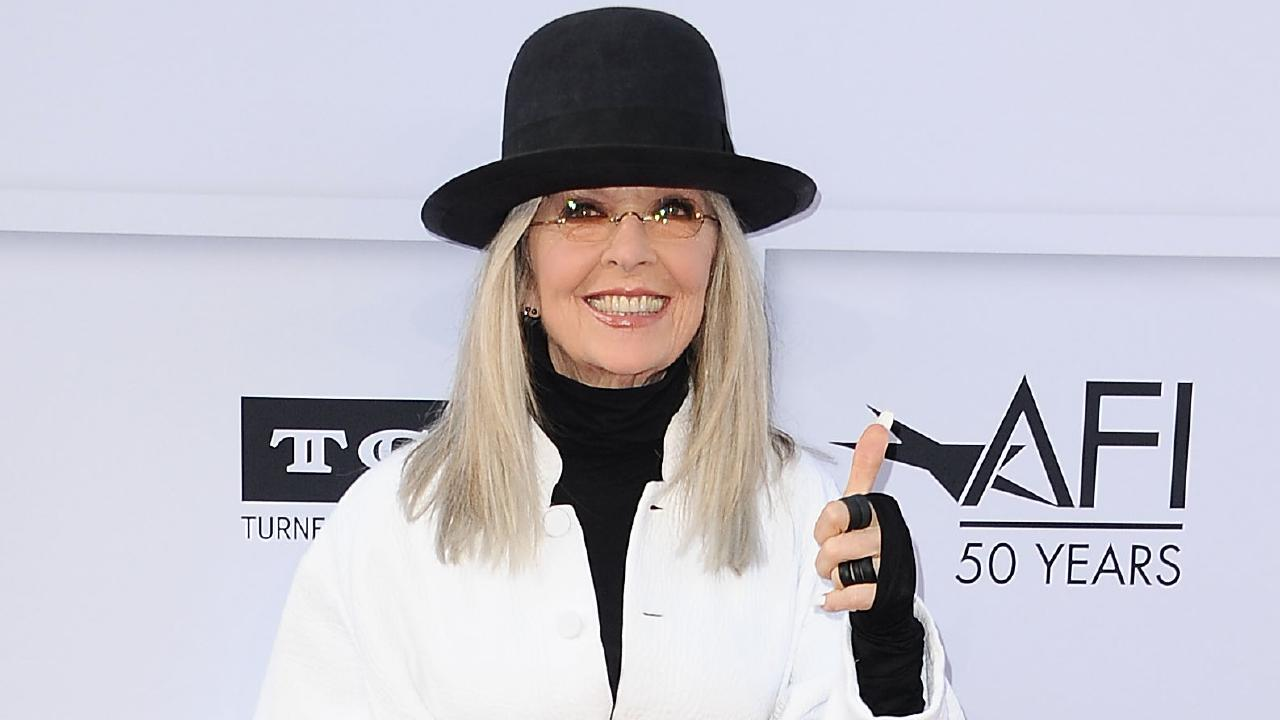 Diane Keaton. Picture: Jason LaVeris/FilmMagic