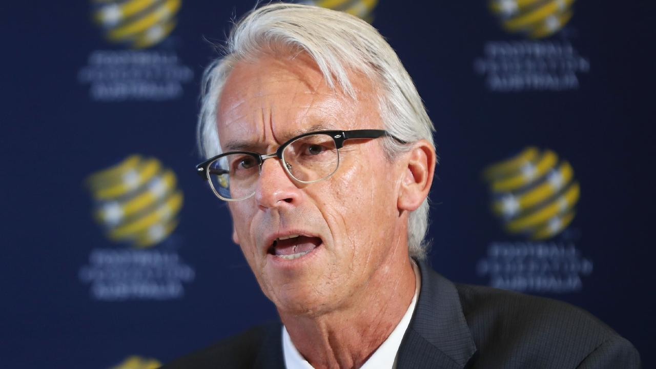 FFA CEO David Gallop has a lot to balance in this decision. (Photo by Mark Metcalfe/Getty Images)