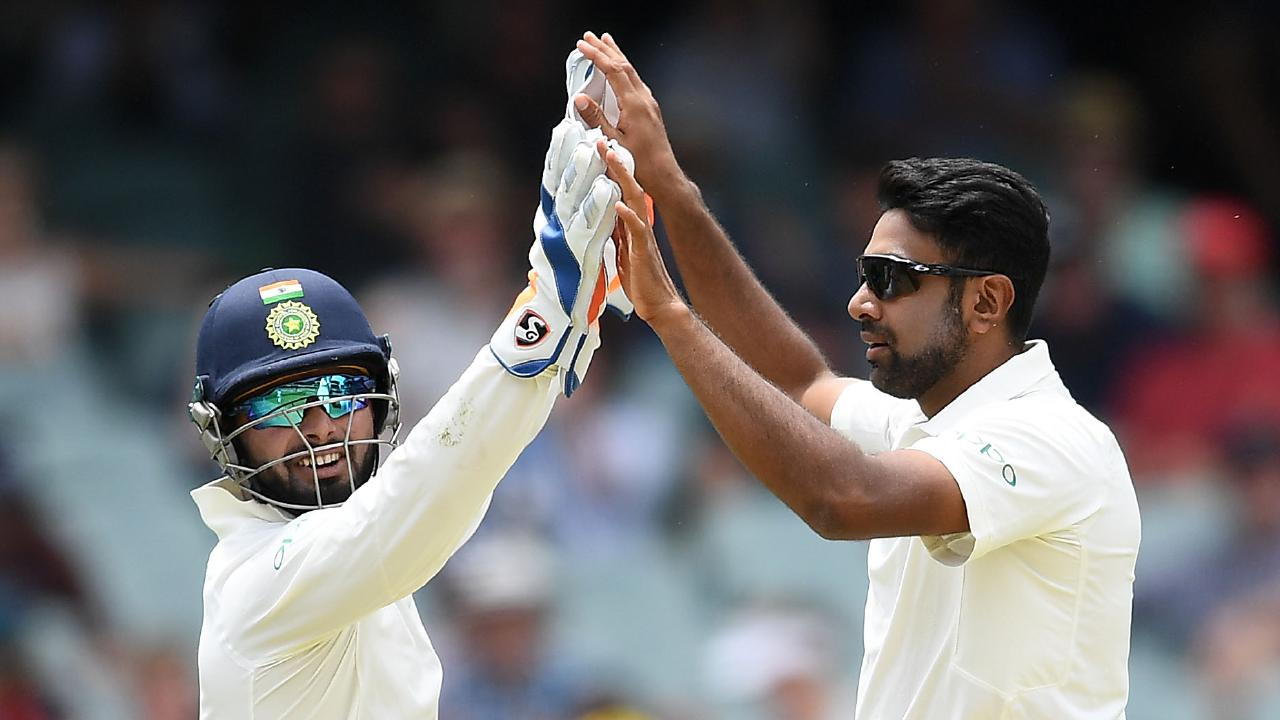 Rishabh Pant won plenty of fans with his behind-the-stumps banter. Picture: Getty