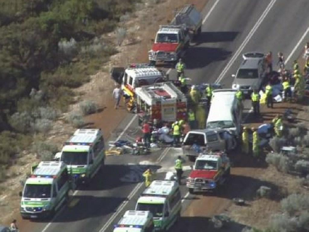 Perth crash