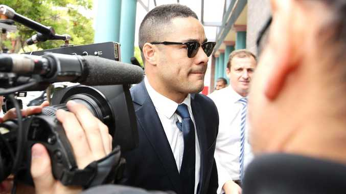 Jarryd Hayne to plead not guilty to alleged sexual assault