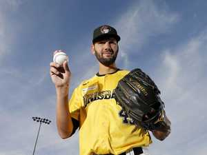 Bandits pitcher critical after off-field accident