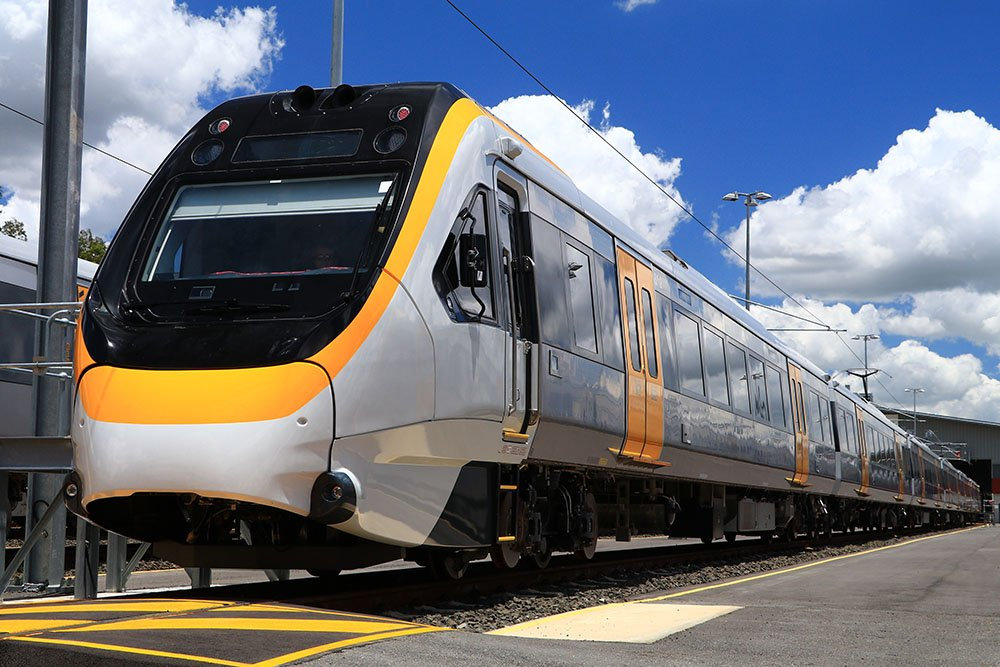 BOOST: Premier Annastacia Palasczcuk confirmed 75 NGR trains would be upgraded in the Heritage City to be disability compliant.
