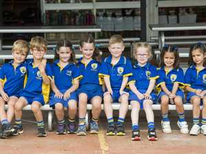 Twins head for primary school
