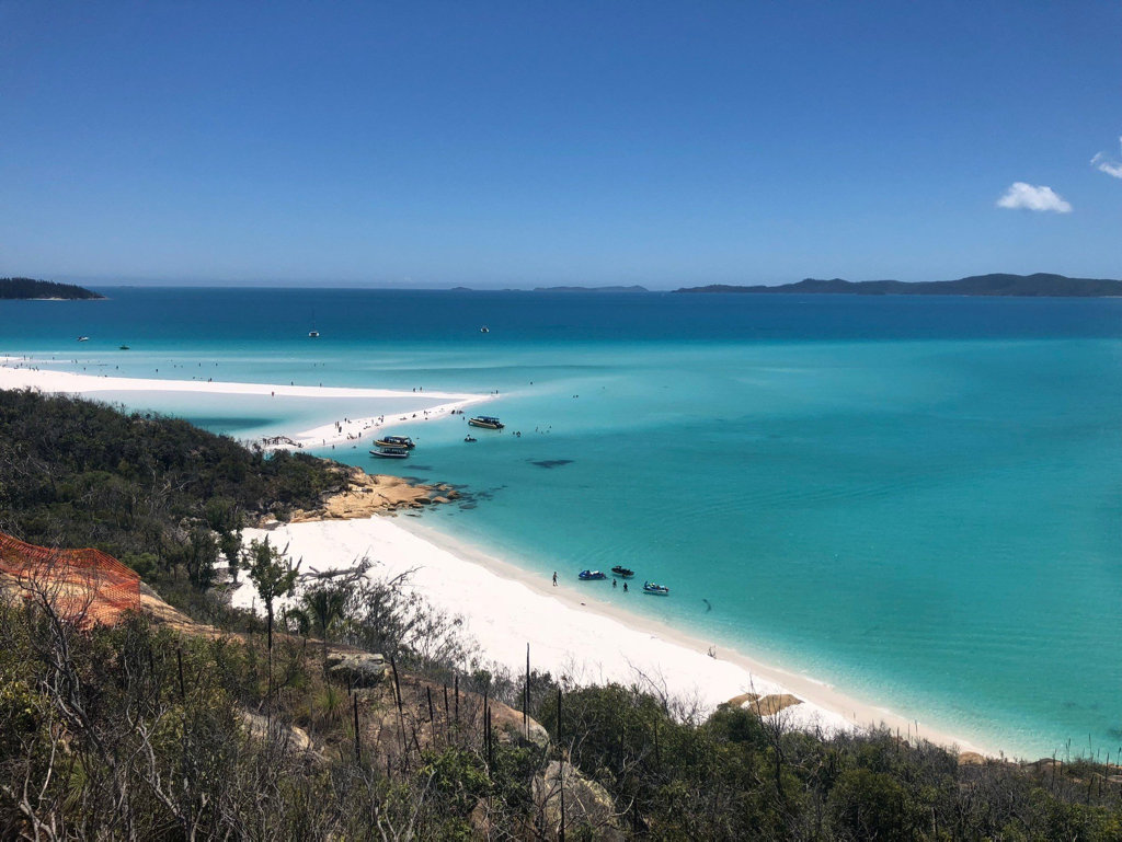 Whitehaven Beach is the second best in the world  | Buy