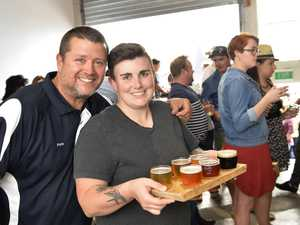 NOW OPEN: Craft brewery enjoys massive Toowoomba launch