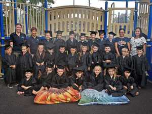 Kindy Graduations: Bay Explorers Urangan